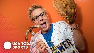 Download Kato Kaelin is Twitter's most outspoken Milwaukee Brewers fan Video