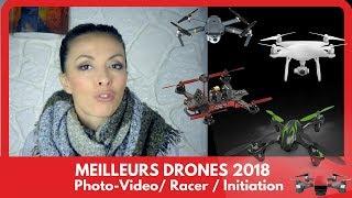 Download DRONES 2018: lesquels acheter ou offrir Video
