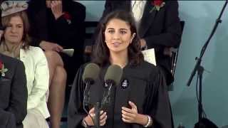 Download Undergraduate Speaker Sarah Abushaar | Harvard Commencement 2014 Video