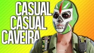 Download CASUAL CASUAL CAVEIRA | Rainbow Six Siege Video