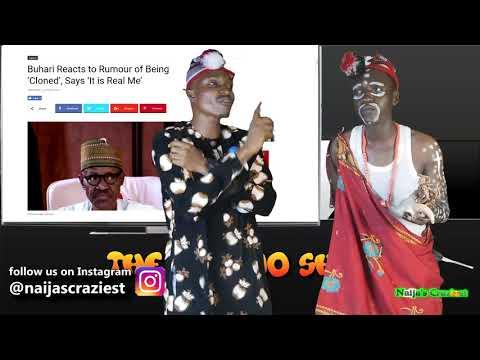 Buhari Clone Jubril Plans For Sudan To Re-Colonize Nigeria || The Ezenmo Show Episode 25