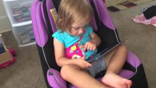 Download SAFETY 1ST GUIDE 65 SPORT CONVERTIBLE CAR SEAT! Video