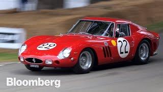 Download Take a Spin in Nick Mason's $40 Million Classic Ferrari Video