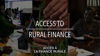 Download FAO Collection Politiques: Access to Rural Finance (avec sous-titres) Video