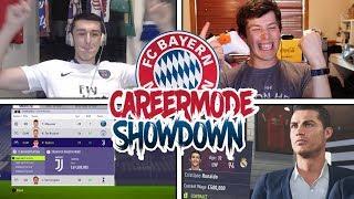 Download SIGNING RONALDO 💯 FIFA 18 CAREER MODE SHOWDOWN!! vs. ElyytFIFA (Bayern Munich) Video