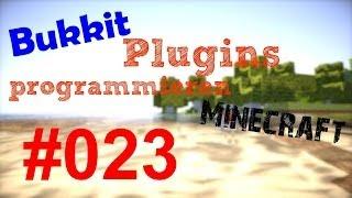 Download Virtuelles Inventar erstellen, usw. - #023 - Bukkit Plugin programmieren [HD] [Deutsch] Video