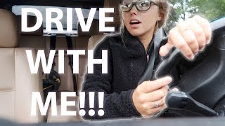 Download DRIVE WITH ME TO SCHOOL! Video