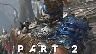 Download FOR HONOR Samurai Campaign Walkthrough Gameplay Part 2 - Daimyo Video