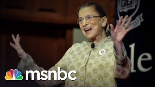 Download Notorious RBG: Ruth Bader Ginsburg Fast Facts | msnbc Video