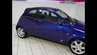Download Ford Sport Ka - Exterior & Interior Tour of a 04 Plate SportKa SE 1.6i 16V 95 Bhp 3 Door Video