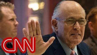 Download Rudy Giuliani joins Trump's legal team Video