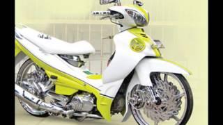 Cah Gagah   Video Modifikasi Motor Yamaha Jupiter Z Keren