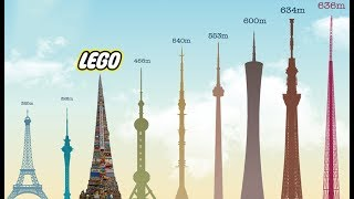 Download Top 10 Biggest Lego Constructions Ever Video