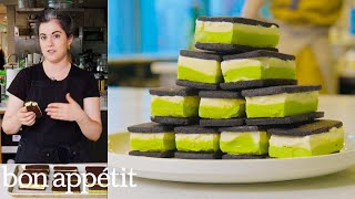 Download Claire Makes Homemade Ice Cream Sandwiches | From the Test Kitchen | Bon Appétit Video