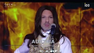 Download Flash back στη Eurovision με την… πινελιά του Νίκου Μουτσινά - Για Την Παρέα | OPEN TV Video