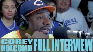 Download Corey Holcomb Discusses Relationships, Cheating, And More! (Full Interview) | BigBoyTV Video