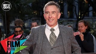 Download Steve Coogan Interview - Greed LFF Premiere Video