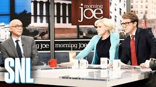 Download Morning Joe Michael Wolff Cold Open - SNL Video