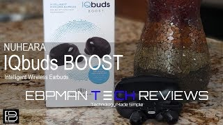 Download NEW! IQbuds Boost Now with Ear ID - NAL/NL2 Detailed Review Video