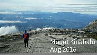 Download Mount Kinabalu, 27-28 Aug 2016 Video