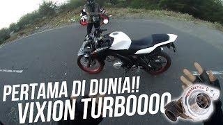 Download Menakjubkan, Beginilah Jadinya Jika Motor Vixion dipasang TURBO!!! Ngakak Video