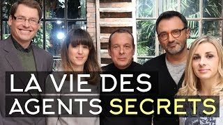 Download A quoi ressemble la vie d'un agent secret? - Mille et une vies Video