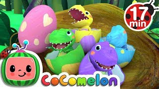 Download Dinosaur Songs | CoCoMelon Nursery Rhymes & Kids Songs Video