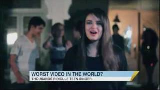 Download Worst Song Ever? Rebecca Black Responds: 'I Don't Think I'm the Worst Singer' (03.18.11) Video