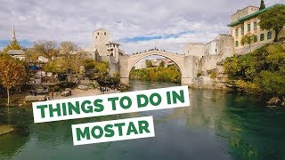 Download 10 Things to do in Mostar, Bosnia and Herzegovina Travel Guide Video