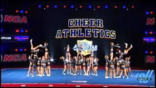 Download Cheer Athletics Panthers Level 5 Medium Senior Sunday 2012 Video