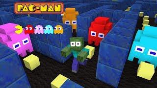 Download Monster School : Pac-Man - Minecraft Animation Video