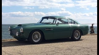 Download Modified 1960 Aston Martin DB4 Series II - One Take Video