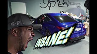 Download JP's Lexus RC F Sport Coupe w/ ARMYTRIX Flap Exhaust & Novel Headers - TOO LOUD! Video