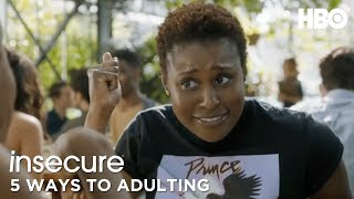 Download Insecure: 5 Ways to Slay at Adulting (HBO) Video