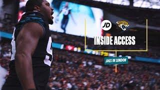Download JD x Jacksonville Jaguars #InsideAccess : Jags In London Video
