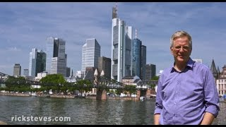 Download Frankfurt, Germany: Banking Hub Video