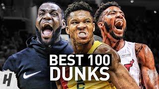 Download BEST 100 Dunks & Posterizes of the 2019 NBA Regular Season Video