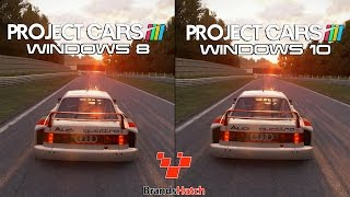 Download Windows 10 Vs Windows 8 - Project CARS Audi 90 Quattro @ Brands Hatch (Comparative) Video