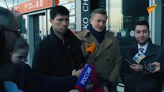 Download Denis Lisov z dziećmi wraca do Rosji Video