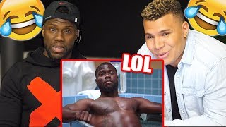 Download KEVIN HART REACTS TO KEVIN HART!! Video