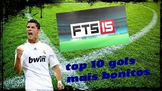 Download TOP 10 GOLS MAIS BONITOS DO FTS 15 #1 Video