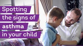 Download Spotting asthma symptoms in your child | Asthma UK Video