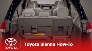 Download 2011 - 2012 Sienna How-To: Overview | Toyota Video