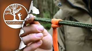 Download Bushcraft Essential Knots for Shelter & Tarp Setups Video