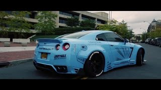 Download 1 Of 1 SORA GT-R R35 | Armytrix Exhaust | Liberty Walk | Forgiato By NYC Motoring Video