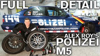 Download Sticker Removal & Paint Restoration: Alex Roy's Polizei M5 Video