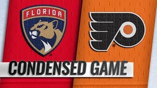 Download Florida Panthers vs Philadelphia Flyers – Oct.16, 2018 | Game Highlights | NHL 18/19 | Обзор матча Video