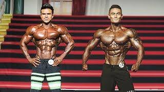 Download Jeremy Potvin vs Ismael Martinez - AESTHETICS MOTIVATION Video