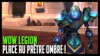 Download PLACE AU PRÊTRE OMBRE ! - WOW LEGION - HOOS GAMING Video