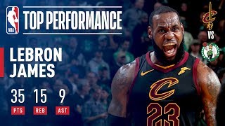 Download LeBron James' DOMINANT GAME 7 Performance! Video